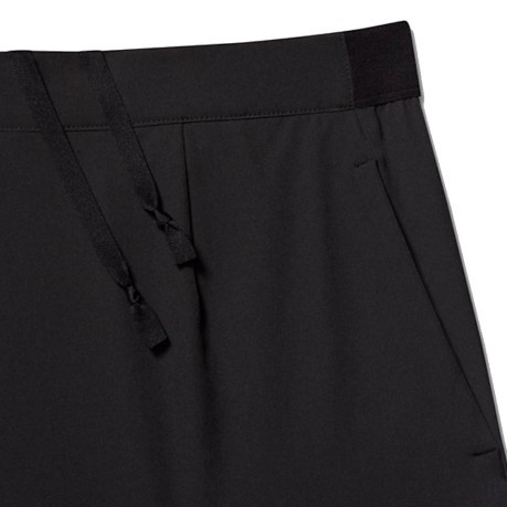Short Uomo Tennis Court Flex nero