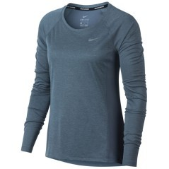 T-Shirt Women's Long Sleeve Running Dry-Miler