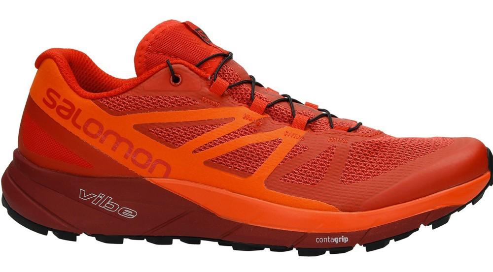 Détails sur Chaussures Hommes Trail Running Sense Ride A5 Salomon