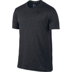 T-Shirt Uomo Breathe Training nero