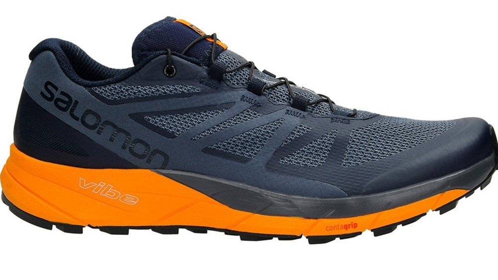 schuhe herren Running Sense Ride A5 Trail Salomon