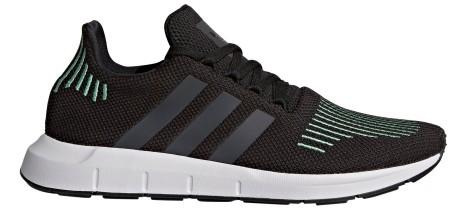 scarpe adidas uomo nere running