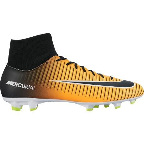 Zapatillas Fútbol Mercurial Victory VI DF FG Cerradura Suelta Pack ... 46a8361cc1e18
