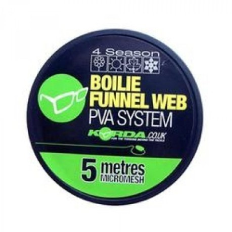 Refill Boilie Funnel Web 5 m Micromesh