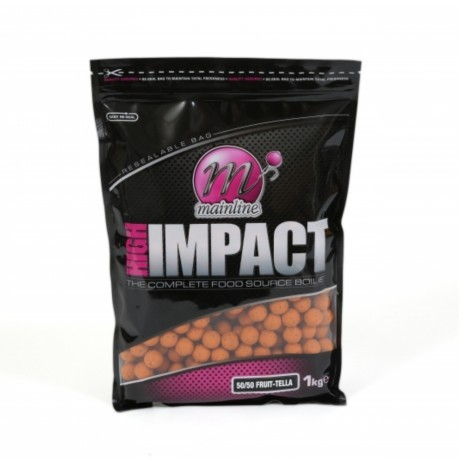 Boilies High Impact Fruit-Tella 20 mm