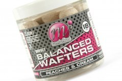 Boilies High Impact Balanced Wafter Peach&Cream
