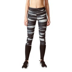 Ladies Leggings Tight Techfit Print