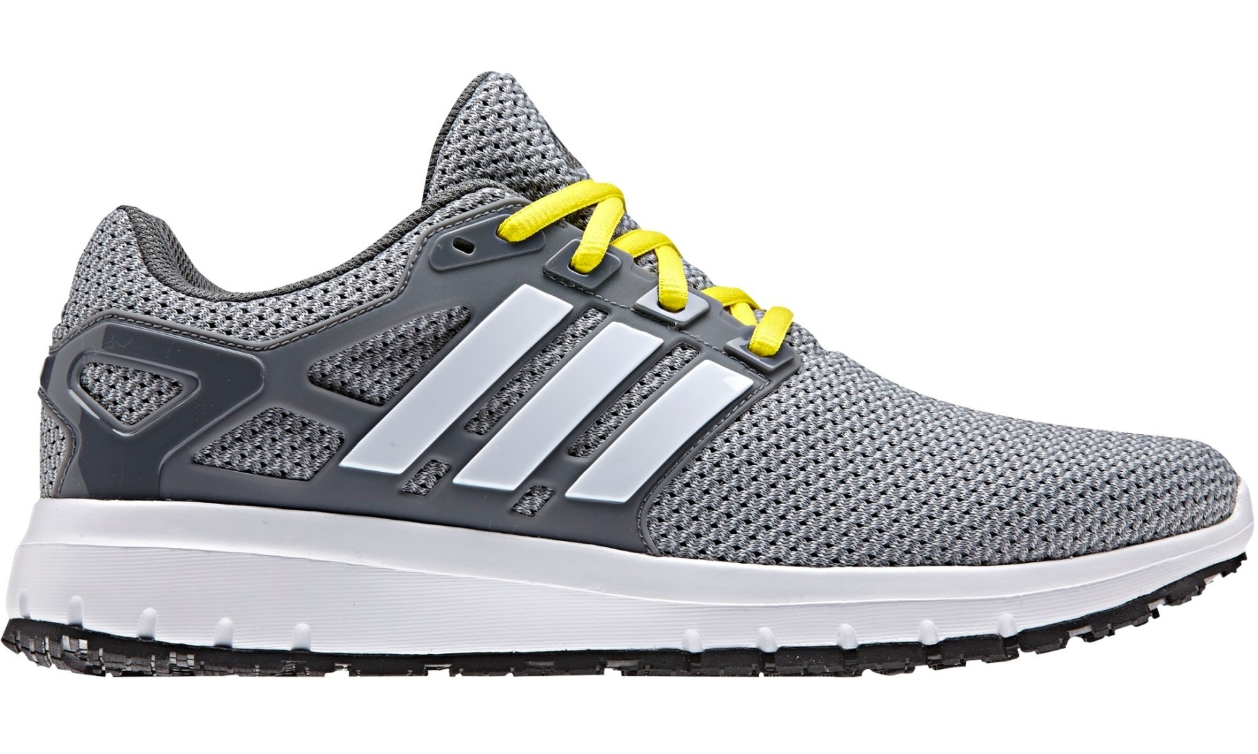 Mens Running Shoes Energy Cloud colore Grey Yellow - Adidas - SportIT.com a55eb28c331