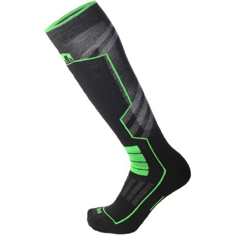 Calze Sci Performance Medium nero verde
