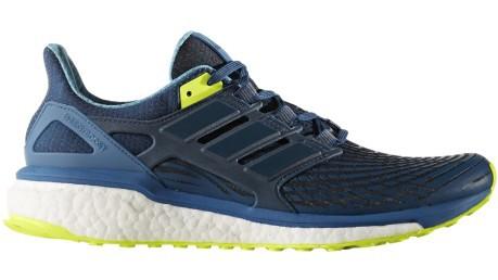 Nuova scarpa uomo Collezione Adidas Energy Boost Blu And