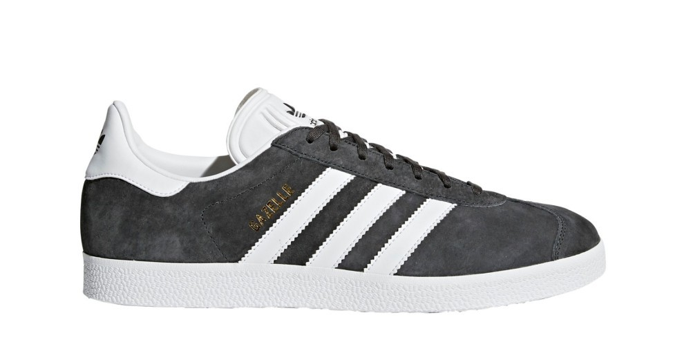 sports shoes 29c92 6085f Uomo adidas Originals Gazelle Sneakers Grigio 43 1 3   Acquisti ...