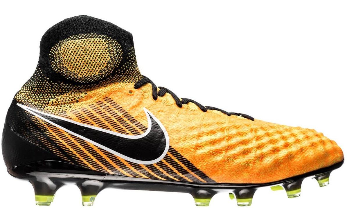 Zapatos de fútbol Magista Obra FG II para Bloquear Suelta Pack colore negro  amarillo - Nike - SportIT.com 6fdaa09006c08