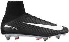 Soccer shoes Mercurial Veloce III Dynamic Fit SG black zoom