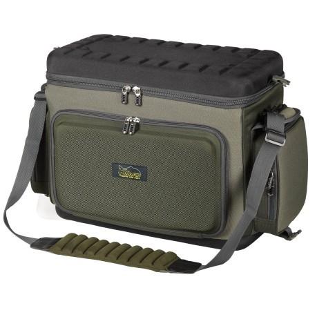Borsa da pesca Pioneer Hard Carryall colore Verde - K-Karp - SportIT.com d251f96a30f