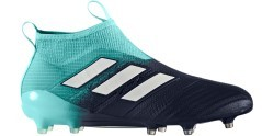 Scarpe calcio Adidas Ace purecontrol azzurro