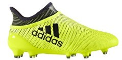 Chaussures de Football x 17+ jaune