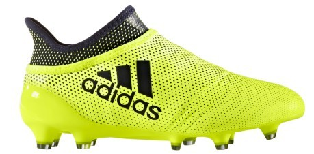 Chaussures de Football x 17 jaune
