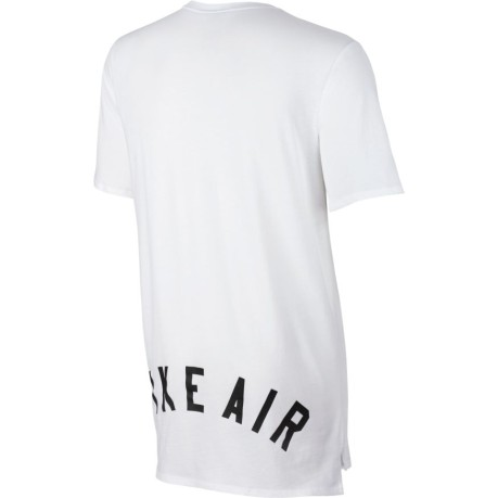 T-Shirt Uomo Air 4 nero