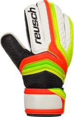 Guanti Portiere Junior Reusch Serathor Easy Fit giallo