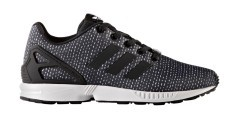 Scarpe Junior ZX Flux nero fantasia