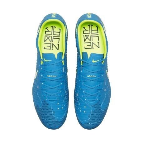 9e016c604 Soccer shoes Nike Mercurial Vapor XI Neymar FG colore Light blue ...