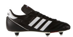 Soccer shoes Adidas Kaiser Five Cup SG black white
