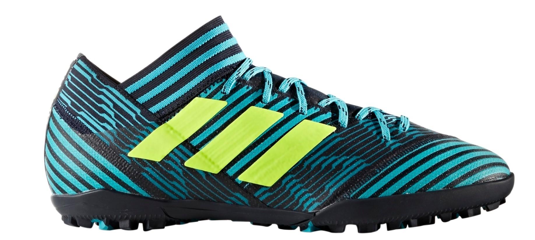 hot sale online ae240 19378 Adidas Football boots Nemeziz Tango 17.3 TF Ocean Storm Pack colore Blue -  Adidas - SportIT.com