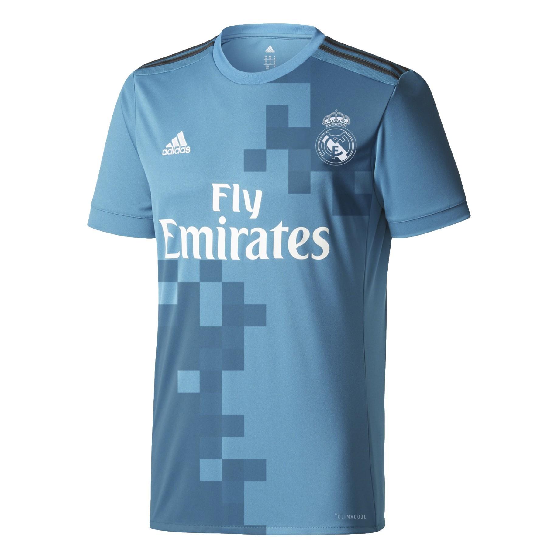 Maglia Real Madrid Third 17/18