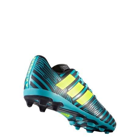 Scarpe Calcio Bambino Adidas Nemeziz 17.4 FG Ocean Storm