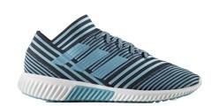 Scarpe Calcio Adidas Nemeziz Tango 17.1 blu