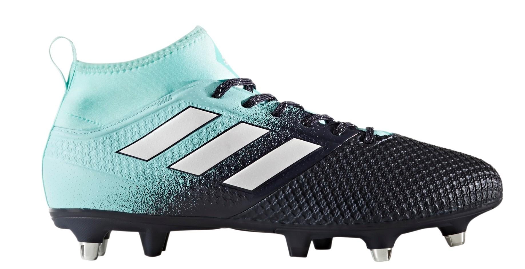 Botas de fútbol Adidas X 17.3 SG Océano Tormenta Pack