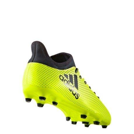 3513bfa1a9e Football boots Kid Adidas X 17.3 FG Ocean Storm Pack colore Yellow ...