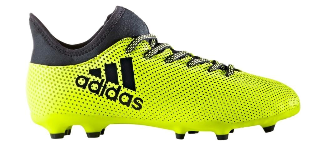 Scarpe-Calcio-Bambino-Adidas-X-17-3-FG-