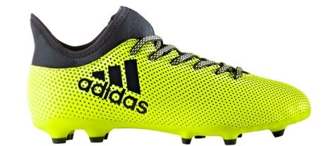 f7919e4a6 Football boots Child Adidas X 17.3 FG Ocean Storm Pack colore Yellow ...