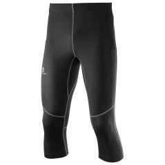 Tight 3/4  Running Uomo Agile nero