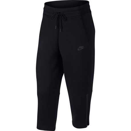 Pantaloni Donna Sportwear Tech Fleece nero