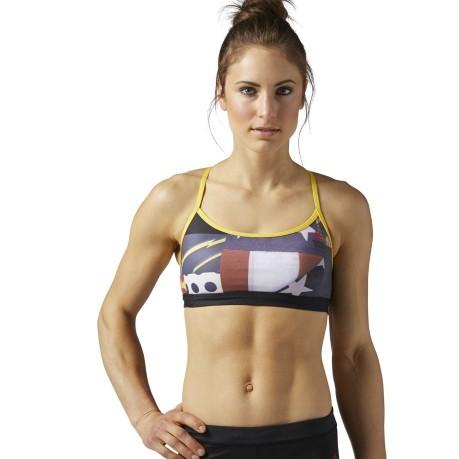 Féminine haut de Crossfit Chasuble de Sport