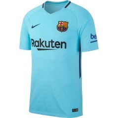 Jersey Barcelona Away 17/18 blue