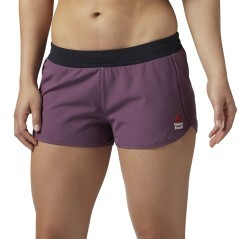 Short Donna Crossfit Ass To Ankle rosa variante 1 indossata
