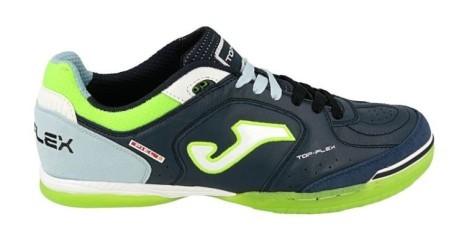 10336884f1 Shoes Indoor Football Joma Top Flex 703 colore Blue Light blue ...