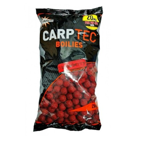 Boilies Carptec Strawberry 20 mm
