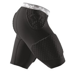 Hex Corto Hombre Con Contornos Wrap-Around Muslo