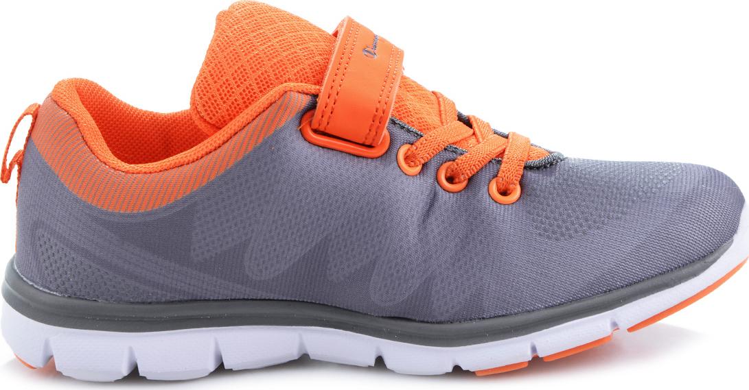 a0eb6049deee2 Shoes Junior Pax PS colore Grey Orange - Champion - SportIT.com