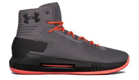 6512f3d91b5c97 Mens Basketball Shoes Drive 4 colore Grey - Under Armour - SportIT.com