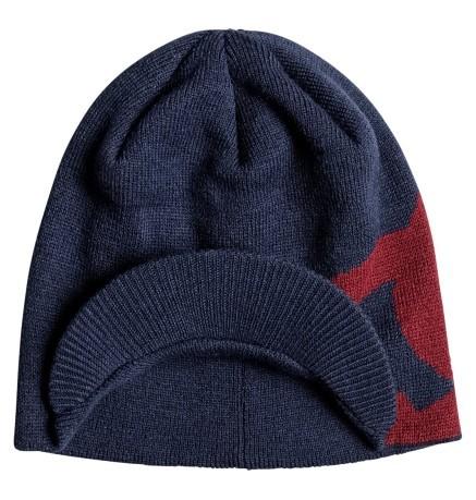 b61933aeb4b Men s Hat Beanie Big Star Visor colore Blue - Dc Shoes - SportIT.com
