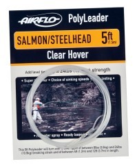 Terminale Salmon 14' Polyleader Clear Floating