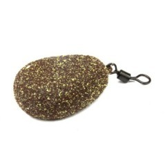 Piombo da carpfishing Dumpy Square Pear da 2 oz