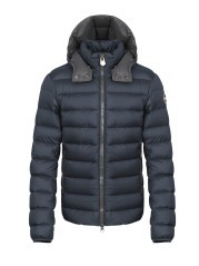 Down Jacket Men Detachable Hood