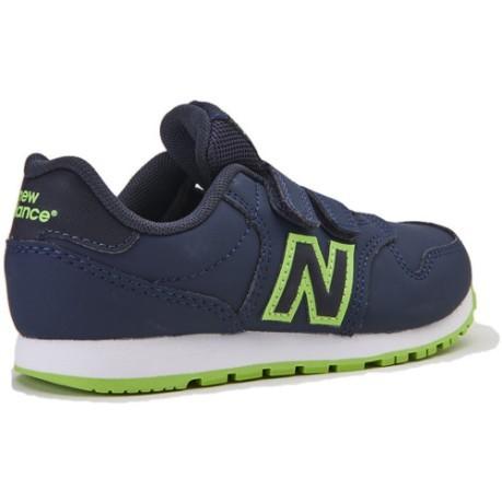 Colore Vert Chaussure 500 Balance New Enfant Bleu Velcro TwBXrtBx