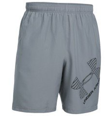 Shorts Man Graphic Woven